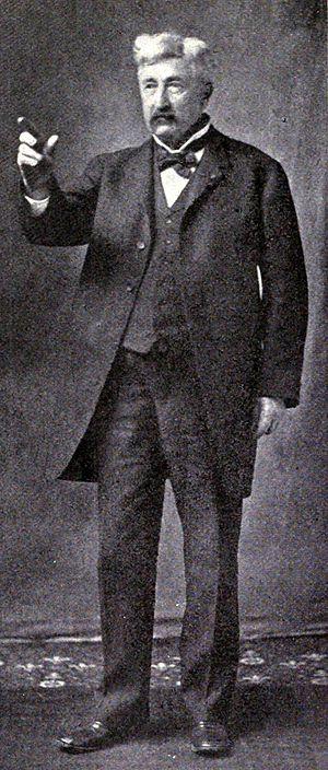 Vespasian Warner - Warner in 1904