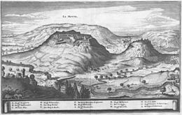 Description de l'image Vestung la Motte (Merian).jpg.
