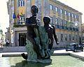 Viana escultura do caramuru e museu do traje (2).JPG