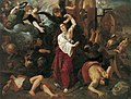 Vicente Castelló - The Martyrdom of St Catherine of Alexandria - WGA04541.jpg