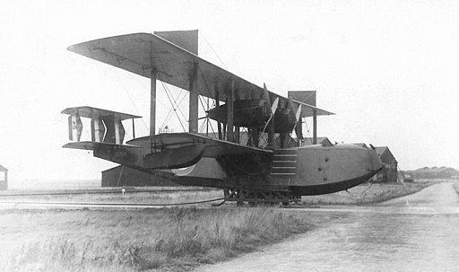 Vickers Valentia flying boat