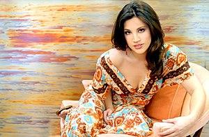 Victoria Recaño - Victoria Recaño in May 2006