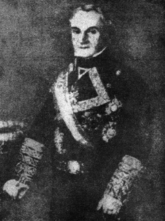 Gaspar de Vigodet Spanish military officer and colonial governor
