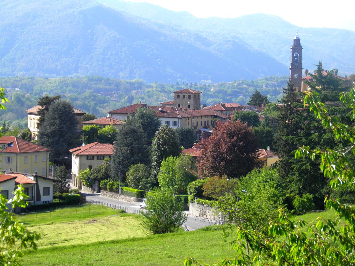 Da Via Villa Succivo A Via Lamberti A Caserta