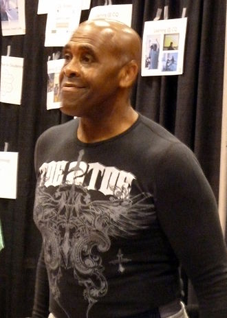 Virgil (wrestler) - Image: Virgil comic con 2013