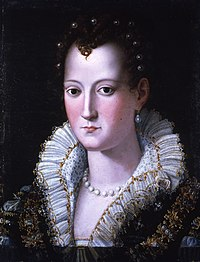 Virginia de' Medici (1568-1615), by Giovanni Maria Butteri.jpg