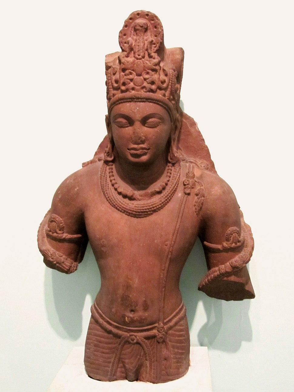 Vishnu sculpture