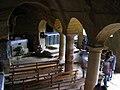 Vista Interior IglesiaRupestreOllerosdePisuerga 001.JPG