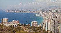 Vista de Benidorm, España, 2014-07-02, DD 67.JPG