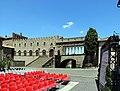 Viterbo, palazzo e loggia dei papi, 01.jpg