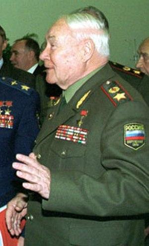 Vladimir Govorov - Image: Vladimir Govorov