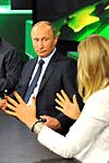 Vladimir Putin - Visit to Russia Today television channel 8.jpg