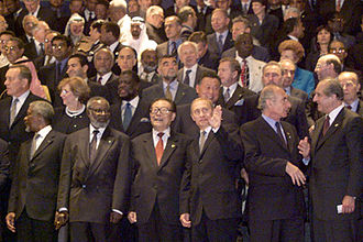 Millennium Summit - Heads of State at the Summit.