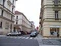 Vodní, Justiční palác, z náměstí Kinských.jpg