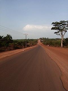 Takon Arrondissement in Plateau Department, Benin