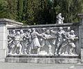 Vojnový cintorín Svidník 16Slovakia26.jpg