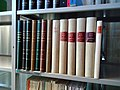 Volumes of Revue Suisse de l'Imprimerie.jpg
