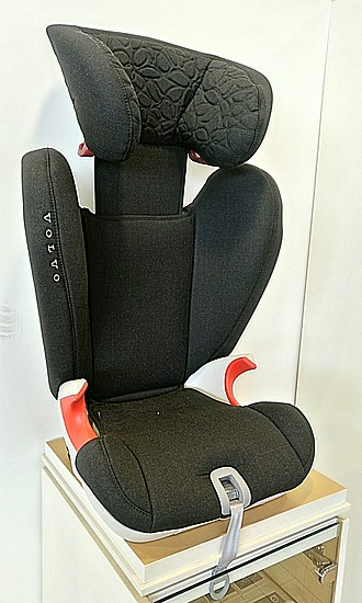 Child safety seat - Child safety seat, produced by Volvo.