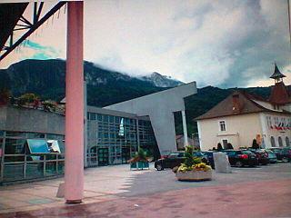 Scionzier Commune in Auvergne-Rhône-Alpes, France