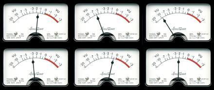 VU meter - Wikiwand