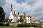 Vyšší Brod, het klooster IMG 6048 2018-07-30 13.36.jpg