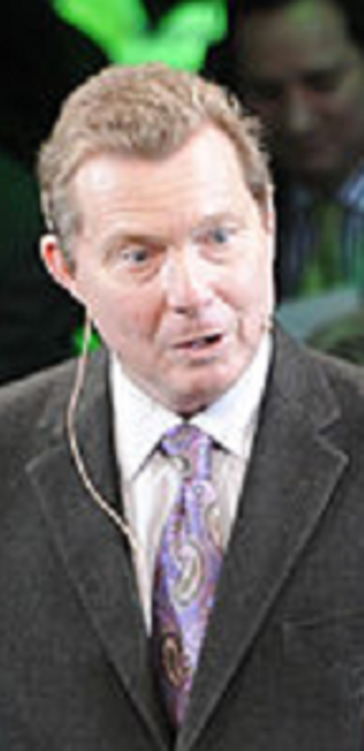 WKYC - Longtime WKYC sports director/news anchor Jim Donovan