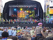 21st World Jamboree Opening Ceremony