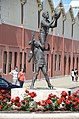 WTF Fred Oostryck Fremantle Oval statue.jpg
