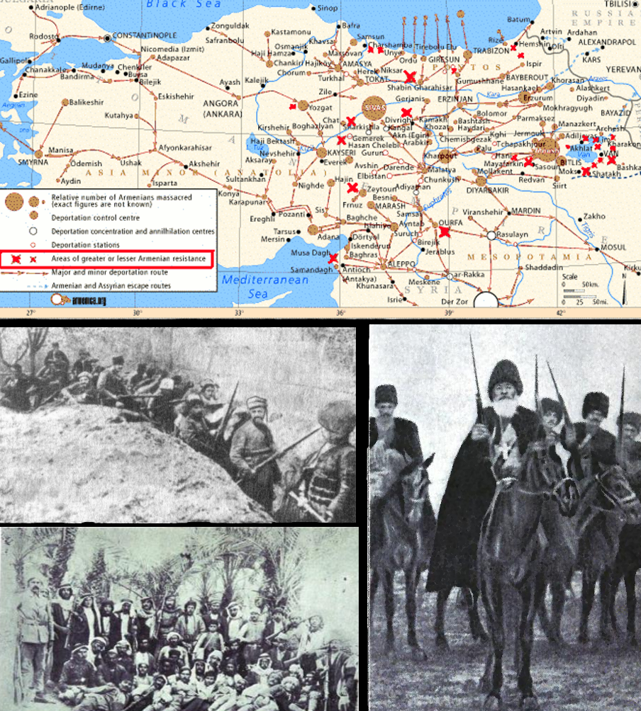 WW1 TitlePicture For Armenian Resistance