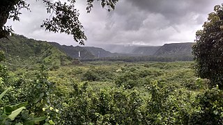 Protected area on the island of Maui, in Hawaii