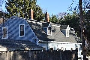 Samuel Gould House - Image: Wakefield MA Samuel Gould House