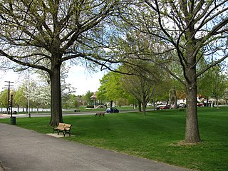 Common District (Wakefield, Massachusetts) United States historic place