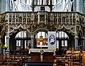 Walcourt Basilique St. Materne Innen Lettner 2.jpg