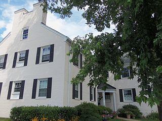 Walter Reed Gardens Historic District historic district in Arlington County, Virginia