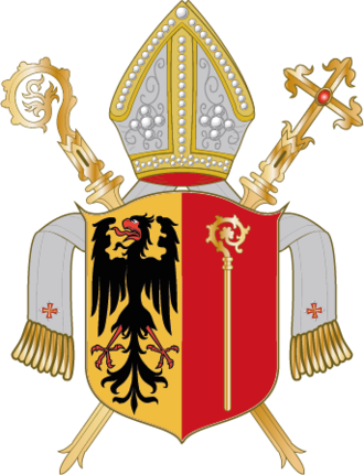 Roman Catholic Diocese of Chiemsee - Coat of arms