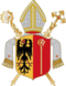 Coat of arms diocese Chiemsee.png