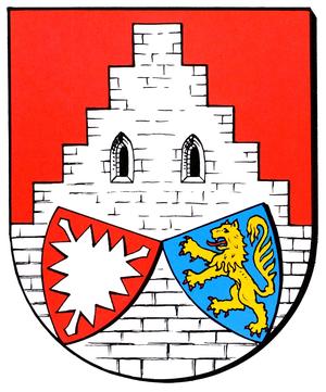 Gehrden - Image: Wappen Gehrden