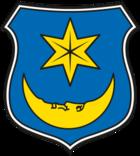 Das Wappen von Monheim