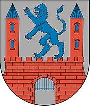 Wappen Neustadt Am Ruebenberge