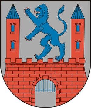 Hanover Region - Image: Wappen Neustadt Am Ruebenberge