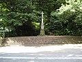 War Memorial at Maer - geograph.org.uk - 530879.jpg
