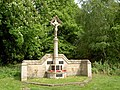 War memorial Hardwick Village - geograph.org.uk - 1319455.jpg