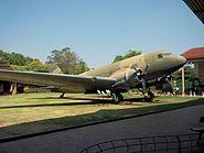 War museum Douglas C-47