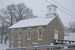 Salem Township, Washington County, Ohio Township in Ohio, United States