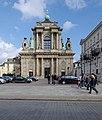 Warszawa Kościół Wniebowzięcia Najświętszej Maryi Panny i św. Józefa Oblubieńca P3288976 (Nemo5576).jpg