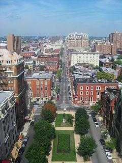Mount Vernon, Baltimore Neighborhood in Baltimore, Maryland, United States