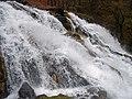 Waterfall on Afon Cwm Llan - Watkin Path Snowdon - geograph.org.uk - 1254532.jpg