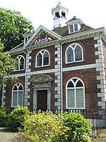 Watford Free School building