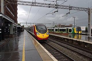 Watford Junction railway station Railway station that serves Watford, Hertfordshire