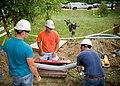 Wayne National Forest Solar Panel Construction (3725851712).jpg